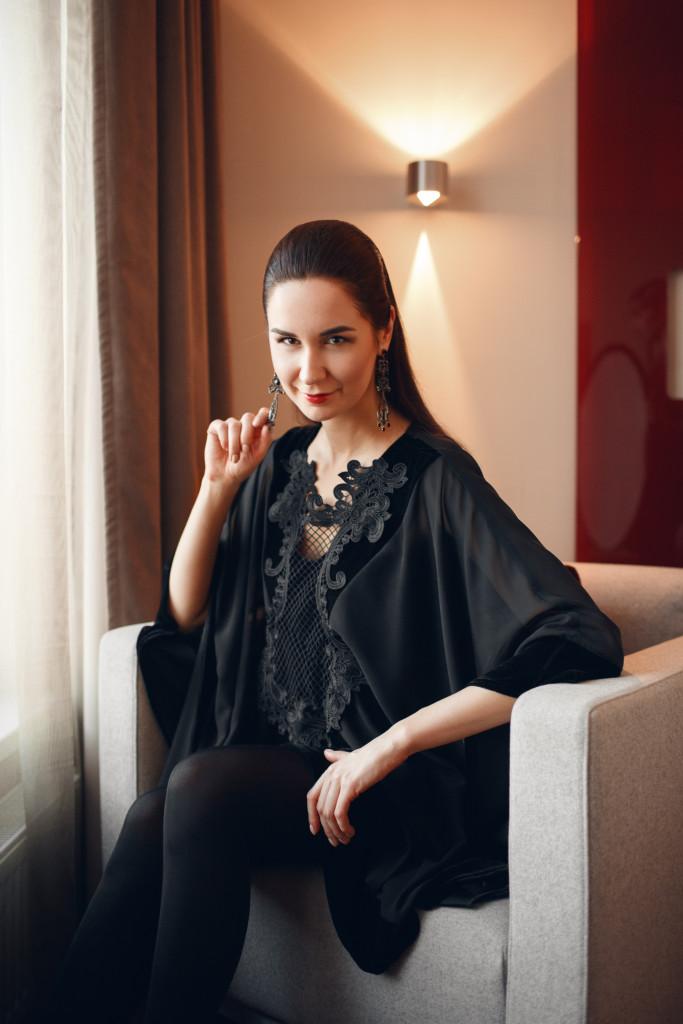Вика Грин - известный стилист